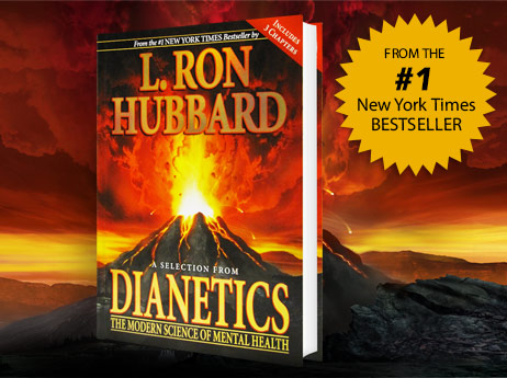 Dianetics sample booklet